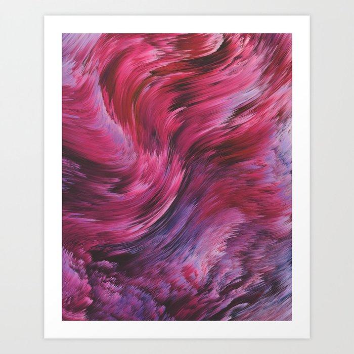 Reiterate VII Art Print