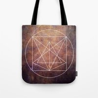 grunge Tote Bags featuring grunge by Kozza