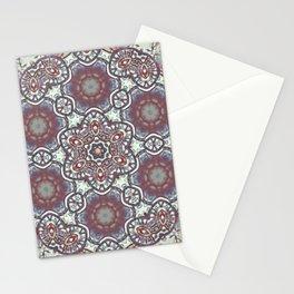 Mandala Planet Stationery Cards