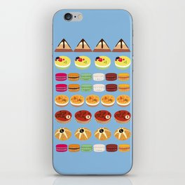 Pies & Cakes iPhone Skin