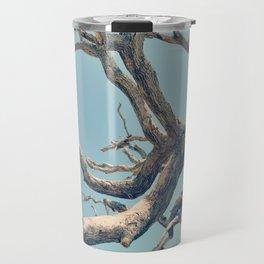 Driftwood Ladder Travel Mug