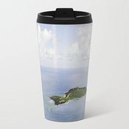 Tiny Island, Caribbean 2011 Travel Mug