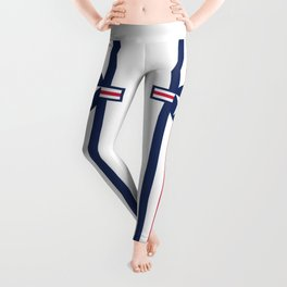 US Air force plane smbol - High Quality image Leggings