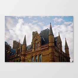Irish Hotel Canvas Print