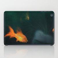 underwater iPad Cases featuring Underwater by Filip Radulescu