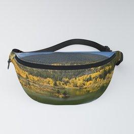 7435 - Autumn in Aspen, Colorado Fanny Pack