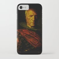 picasso iPhone & iPod Cases featuring King Picasso by Ganech joe