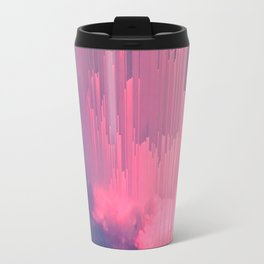 Sweet Stormy Glitches Travel Mug
