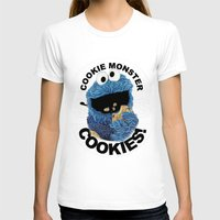 cookies T-shirts featuring COOKIES! by SwanniePhotoArt