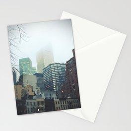 Gorilas en la niebla Stationery Cards
