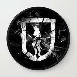 Tomb Raider II. Wall Clock