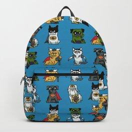 Superhero Puppies Backpack