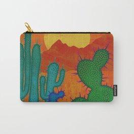 Desert Sun 2 Carry-All Pouch