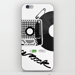 Rock 80's iPhone Skin