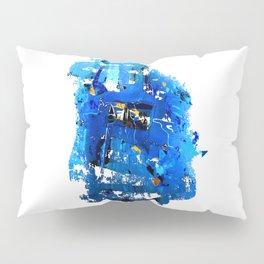 Blue Emotion Pillow Sham