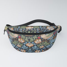 Strawberry Thief Fanny Pack
