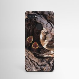 House Sparrow Keeping House Android Case
