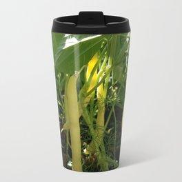 Yellow Beans Metal Travel Mug
