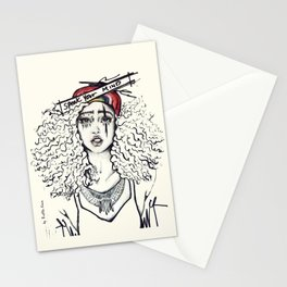#STUKGIRL SKY Stationery Cards