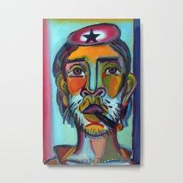Che Guevara por Diego Manuel Metal Print