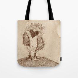 Tough Chick Tote Bag
