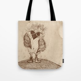 Tough Chick Tote Bag