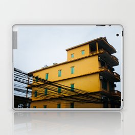 Building in Dong Hoi Laptop & iPad Skin