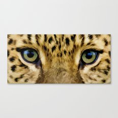 Eye Of The Tiger - Painting Style Canvas Print