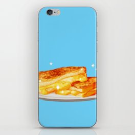 Grilled Cheese iPhone Skin