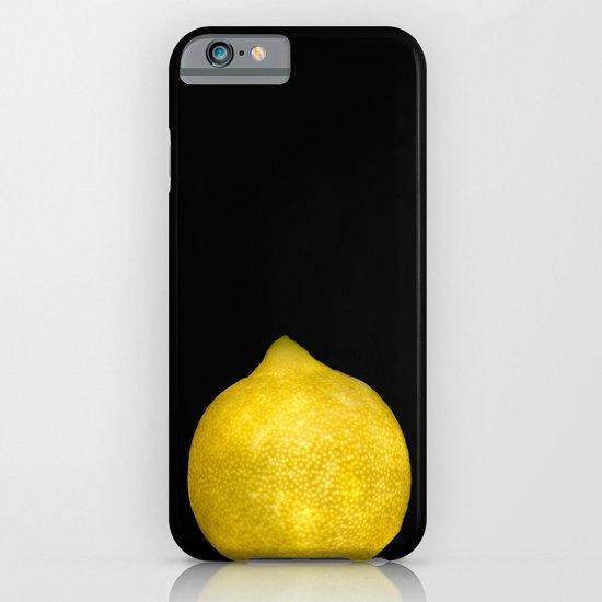 Lemon iPhone & iPod Case