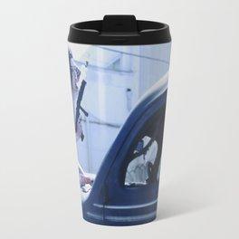 Whipped Cream Chola Travel Mug