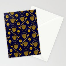 Tail bones wallpaper Stationery Cards