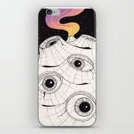 planets have ears iPhone Skin