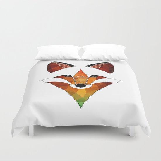 Wild Fox Duvet Cover