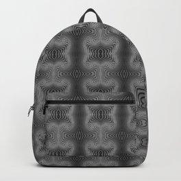 Varietile 37 B+W (Repeating 2) Backpack