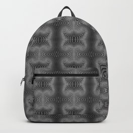 Varietile 37 B+W (Repeating 2) Backpack