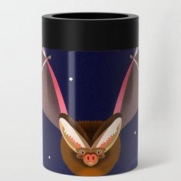 Barbastelle Bat Can Cooler