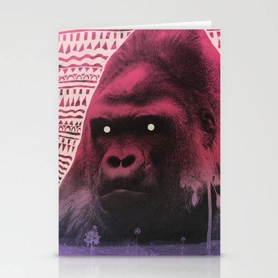 Demon Days Stationery Cards