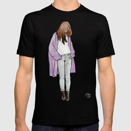 Cozy Cardigan T-shirt