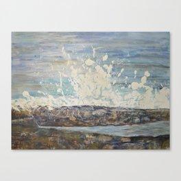 GIANT WAVE Canvas Print