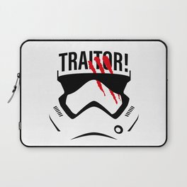 Traitor! Laptop Sleeve