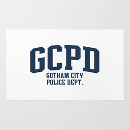 GCPD Rug