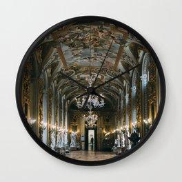 rome, iii Wall Clock