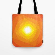 Gradient Sun Tote Bag