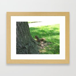 All Mine Framed Art Print