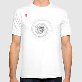 Japanese spiral T-shirt