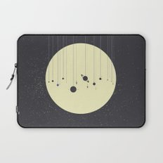 Solar System (you are here) Strings Laptop Sleeve
