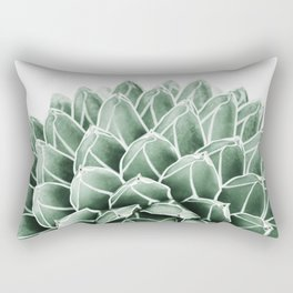 Succulent splendour Rectangular Pillow