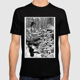 asc 534 - La Dame du lac (Viviane) T-shirt