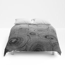 Unsteady Tide Comforters